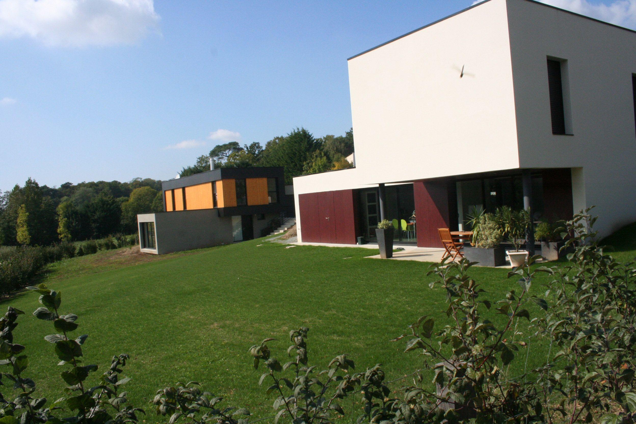 Un habitat contemporain for Habitat contemporain